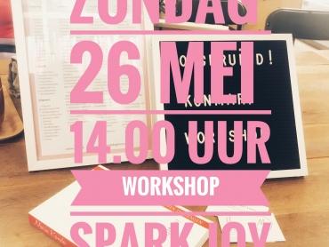 KonMari workshop 26 mei