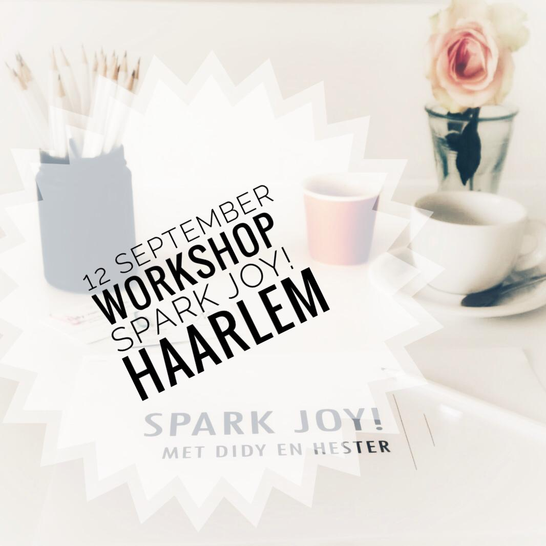 Workshop_Spark_Joy_Haarlem